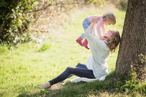 子どもとママの幸せ