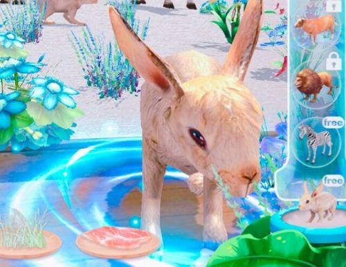 ARランド動物園, 無料アプリ, 幼児